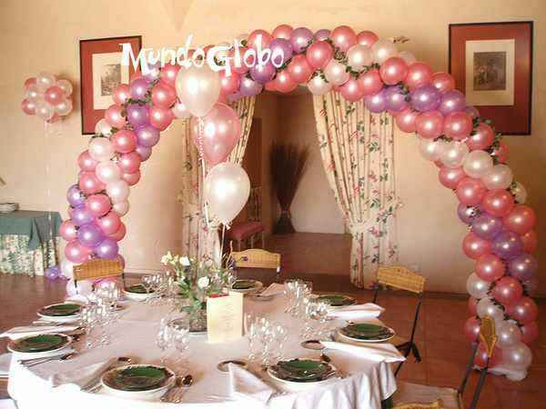 Mundoglobo preparaci n de fiestas for Decoracion para comunion en casa